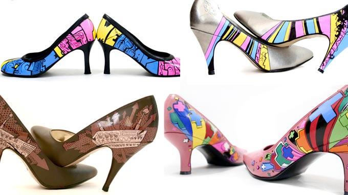 Para comprar zapatos de dise o lo que for Diseno de zapatos